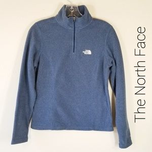 The North Face XS Quarter Zip Pull Over 3305